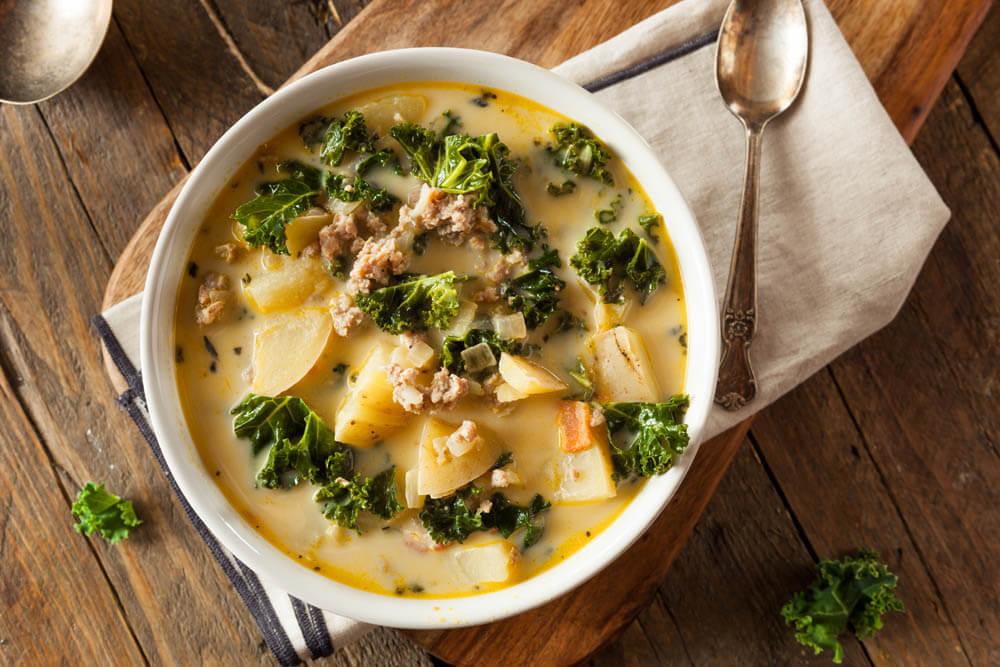 Kale Zuppa Toscana
