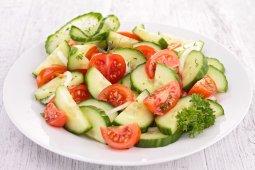 Torpedo Onion Salad
