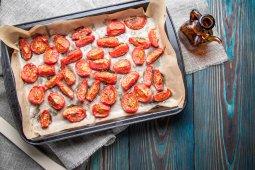 Homemade Sundried Tomatoes