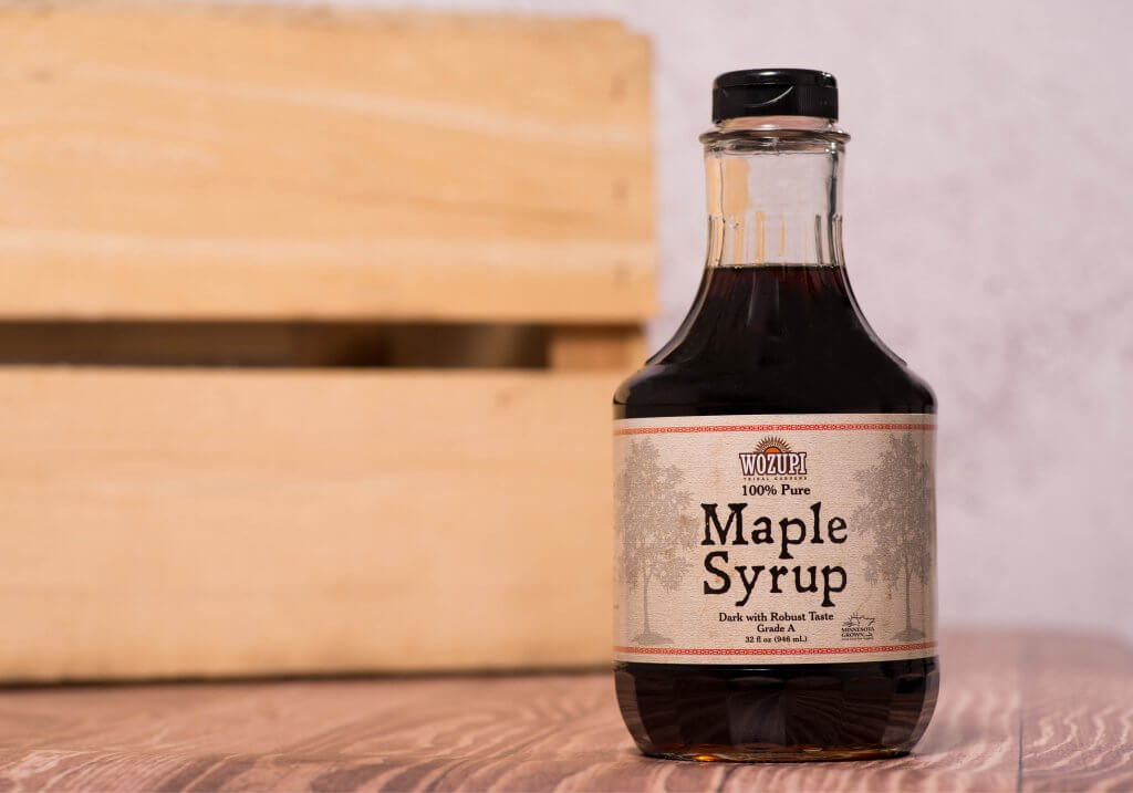 wozupi maple syrup